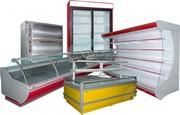Холодильное торговое  оборудование новое и Б/У.