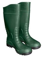 Продам резиновые сапоги с металлическим носком.Мелким и крупным оптом.
