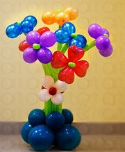 Фигуры из воздушных шаров (аэродизайн). Мастер-класс