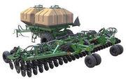 Зерновая сеялка GREAT PLAINS минимального цикла,  пневматическая CTA-40