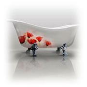 Реставрация старых ванн. Технология -