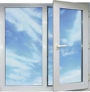 Производство металлопластиковых и алюминиевых окон,  дверей,  фасадов