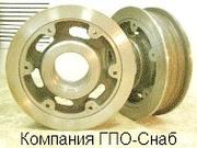Крюки и колеса для подъемных кранов от ГПО-Снаб в Украине.