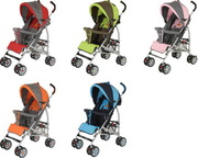 Детская прогулочная коляска-трость Quatro Mini (Кватро Мини)