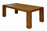 Изготовление мебели из массива древесины