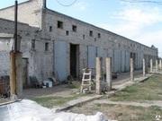 Фруктохранилище 1676 кв.м.