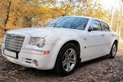 Белые автомобили на свадьбу