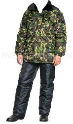 Продам утепленный костюм на синтепоне для охраны, охоты, рыбалки. Опт.
