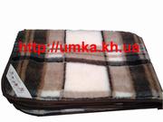Одеяло из натуральной овечьей шерсти! Опт и розница!