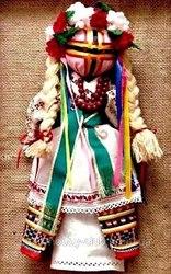 Кукла мотанка. Мастер-класс