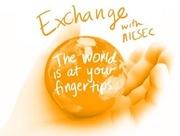 Enjoy the World with AIESEC international exchange program!