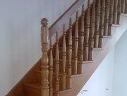 Деревянная лестница под заказ