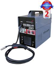 Продам инверторный сварочный полуавтомат Луч Профи MIG 280 (2 в 1) – 2