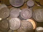 Продаю коллекцию,  которая состоит из 900 монет.