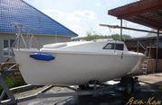 Яхта Микро прогулочная новая