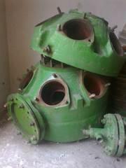 Цилиндр 1-ой ступени в сборе к компрессору 2ВМ-2, 5-12/9.
