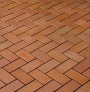 Укладка кладка тротуарной плитки ФЭМ. Укладка брусчатки