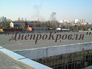 Мягкая кровля: еврорубероид,  пвх мембрана,  тпо мембрана в Донецке