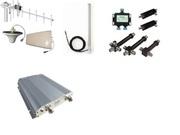 Усиление GSM сигнала сотовой связи в помещениях. Монтаж и обслуживание.