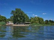 Комнаты для отдыха на лечебных озерах. Славянск.