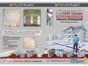 Ленты,  заплатки,  уголки для гипсокартонних систем- Strait-Flex