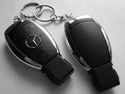 Изготовление автоключей для автомобилей Mercedes-Benz