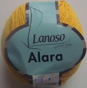 Пряжа хлопок Lanoso Alara в интернет-магазине Злата Пряжа
