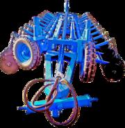 Лущильник ЛДГ-15М