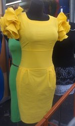 Женское платье Нарцисс