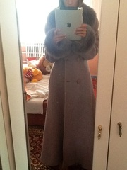 Продам пальто итальянское