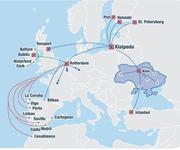 Интермодальные перевозки (море+ж/д+автовоз)