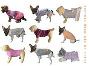 Вяжу одежду животным на заказ бесплатная доставка