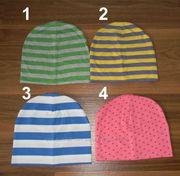 Модные тонкие деми шапочки