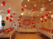 Оформление и украшение праздников воздушными шарами в Донецке