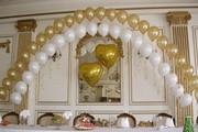 Аэродизайн свадеб в Донецке.