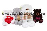 Продажа оптом больших мягких игрушек (мишки)