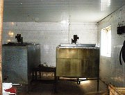 Емкости холодильные - 1500 л  для хранения молока.