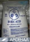 Борная кислота - производства Боливия