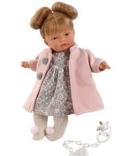 Купить испанскую куклу новую Llorens