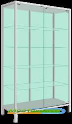 Шкаф медицинский двустворчатый ШМ2