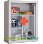 Медицинские шкафы и аптечки