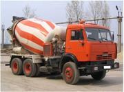бетон сертифицированный разных марок доставка Донецк 800 грн./куб.м.