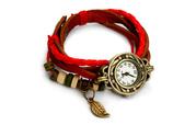 Женские часы-браслет с кварцевым механизмом  в  6-ти  цветах.