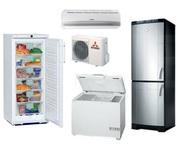 Ремонт,  монтаж и сервис кондиционеров,  холодильников,  холодильного оборудования в Донецке