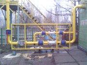 Установка узлов газо- и теплоучета