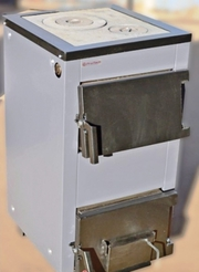 Твердотопливный котел с чугунной плитой ProTech ТТП — 18С