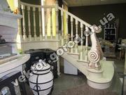 Двери, лестницы, мебель, столярные изделия из ясеня, бука и дуба  Донецк