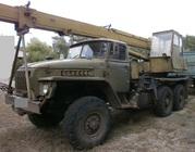 Продаем автокран КС-2573-2-02 Ивановец,  г/п 6, 3 тонны,  1990 г.в.