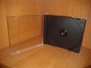 Продам коробки для CD-DVD-дисков CD BOX б/у
