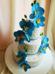 Свадебные торты в Донецке